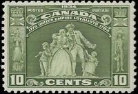 VEGAS - 1934 Canada - Sc# 209 - 10c - MLH OG - Fine! - (FB45)