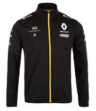 Renault F1 Team Softshell Jacket Black