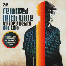 Joey Negro - Remixed With Love Volume 2 (2CD - 2016 - EU - Original)
