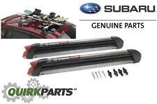 2009-2015 Subaru Legacy Forester SKI SNOWBOARD Carrier Rack OEM NEW E361SAG500