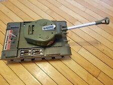 * Rare 1960's - Remco Operating Bulldog Tank Out - Ea1-2000 *