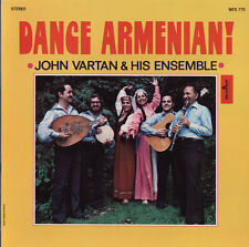John Vartan, John Vartan Ensemble - Dance Armenian! [New CD]