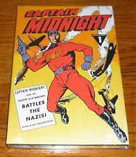Captain Midnight Archives Volume 1 NEW, SEALED, Fawcett Dark Horse hardcover