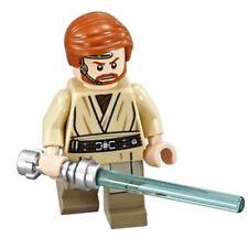 NEW LEGO STAR WARS OBI WAN KENOBI MINIFIG figure minifigure 75135 jedi