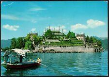 AD4645 Isola Bella (VB) - Panorama - Cartolina postale - Postcard