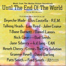 UNTIL THE END OF THE WORLD SOUNDTRACK -19 TRACK CD-TALKING HEADS,LOU REED & MORE