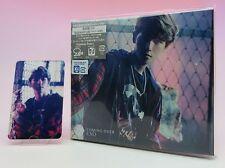 CD+Photobook+Photo Card EXO Japan 2nd Single Coming Over BAEKHYUN ver.