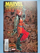 Marvel Zombies #1 | Vol. 2 | NM | 1:25 Elsa Bloodstone Land variant | Very rare