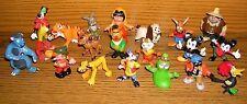 Sammlung Heimo Figuren Comicfiguren Sesamstraße Lupo Disney Shir Khan