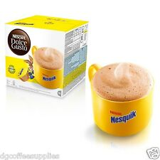 Dolce Gusto Nesquik Coffee Pods 16/order 16 servings cheap fast deliver UK stock