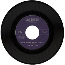 "THE ROBINS  ""HOW MANY MORE TIMES""   NORTHERN SOUL / R&B"