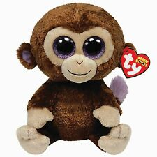 Ty Beanie Babies 36003 Boos Coconut the Monkey Boo