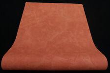 6756-13-) 12 Rollen Vliestapeten terrakotta mediterraner Spachtelputz -Weg damit