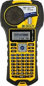 BMP21-PLUS Handheld Label Printer with Rubber Bumpers, Multi-Line Print, 6