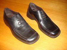 Svendita scarpe uomo n. 40 pelle colore nero, marca GRANARO prodotte in Italia