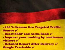 5000 Besucher aus Deutschland für Ihre Website
