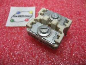 Variable Trimmer Capacitor Dual Element Sickles G2CVM-896-1 - NOS Qty 1
