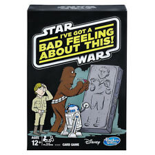Hasbro Star Wars I Have a Bad Feeling About This Card Game E2452