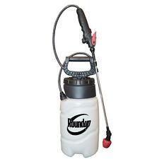 1 Gallon Roundup Pump Pressure Sprayer Garden Yard Lawn Weed Killer Pest Control