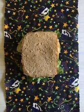 Handmade Reusable Beeswax Food Wraps - Medium