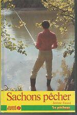 Sachons pêcher.Jerome FAVARD.Ouest-France Z007