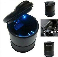 Auto Car Truck LED Cigarette Smoke Ashtray Ash Cylinder Cup Holder Precise