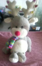 Hugs + Co Stuffed Toy Raindeer