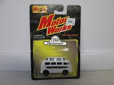 Maisto Motor Works VW Camper Limited Edition 112