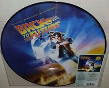 """VA BACK TO THE FUTURE LIMITED EDITION 12"""" VINYL PICTURE DISC (2015 RELEASE)"""