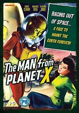 The Man From Planet X - DVD NEW & SEALED - Robert Clarke