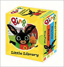 Bing's Little Library (Bing) by HarperCollins Publishers (Board book, 2015)