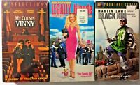 Lot of 3 NEW Sealed Classic Comedy VHS Movies (Pesci, Witherspoon & Lawrence)