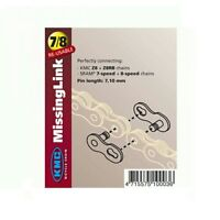 KMC Missing Link 7/8 Speed - Pack Of 2 (7.1mm)