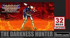 Jeu Super NES Unholy Night the Darkness Hunter Nouvelle Edition Nintendo
