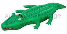 Crocodile gonflable pneumatique 168x86 cm achat/vente jeux de plage neuf