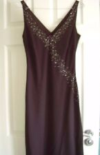 Women's  black dress with cardigan,party-special occasion,size 10 UK,Debut,new