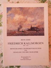 799E - FRIEDRICH KALLMORGEN ED. HARSCH H VERLAG 1991