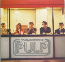 Pulp - Common People Australian CD single