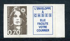 STAMP TIMBRE ADHESIF DE CARNET MARIANNE FRANCE  N° 2824a ** DE CARNET COTE 13 €