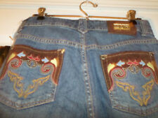 Women's NWT Lawman Jeans size 7  Cavender's Boot City West Western 30 Waist New