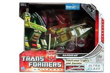 Transformers Universe Generation 1 Series Hardhead