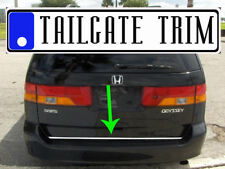 Honda ODYSSEY 1999 2000 2001 2002 2003 2004 Chrome Tailgate Trunk Trim Molding