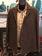 Stylish Original 70s Vintage Pure Wool Ladies Jacket by Planet