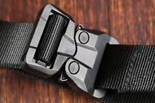 "AustriAlpin COBRA™ GT 1.5"" Adjustable Polymer Fast Action Buckle - Black"