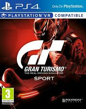 Gran Turismo Sport PS4 NEW SEALED DISPATCHING TODAY ALL ORDERS BY 2 PM