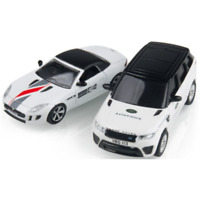 Jaguar F-Type & Range Rover Sports,Scale 1:76 by Oxford Diecast
