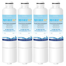 4 X Samsung DA29-00020B Premium Compatible Ice & Water Fridge Filter SRF801GDL