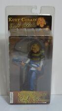 Kurt Cobain NIRVANA smells like teen spirit Figure SEALED NECA