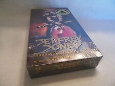 1993 Jeffrey Jones Fantasy Art Trading Card 72 Unopened Pack Worth 2 box for one