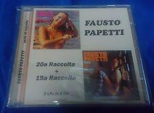 Fausto Papetti - 20a Raccolta + 19a Raccolta AudioCD